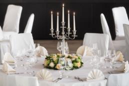 Wipperaue gedeckter Tisch