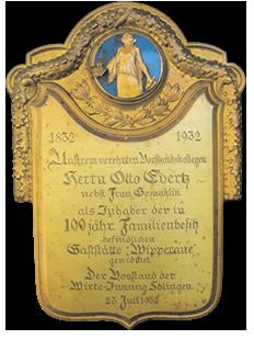 Wipperaue Im Jahr 1832