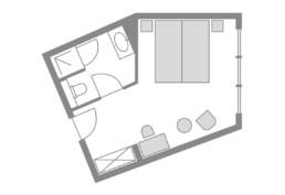 Zimmer 01 Kernbeisser
