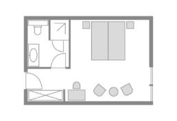 Zimmer 03 Buchfink