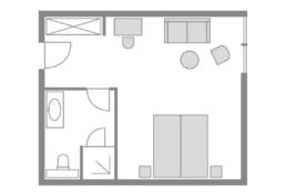 Zimmer 06 Distelfink