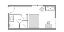 Zimmer 11 Zaunkönig