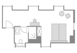 Zimmer 12 Eule
